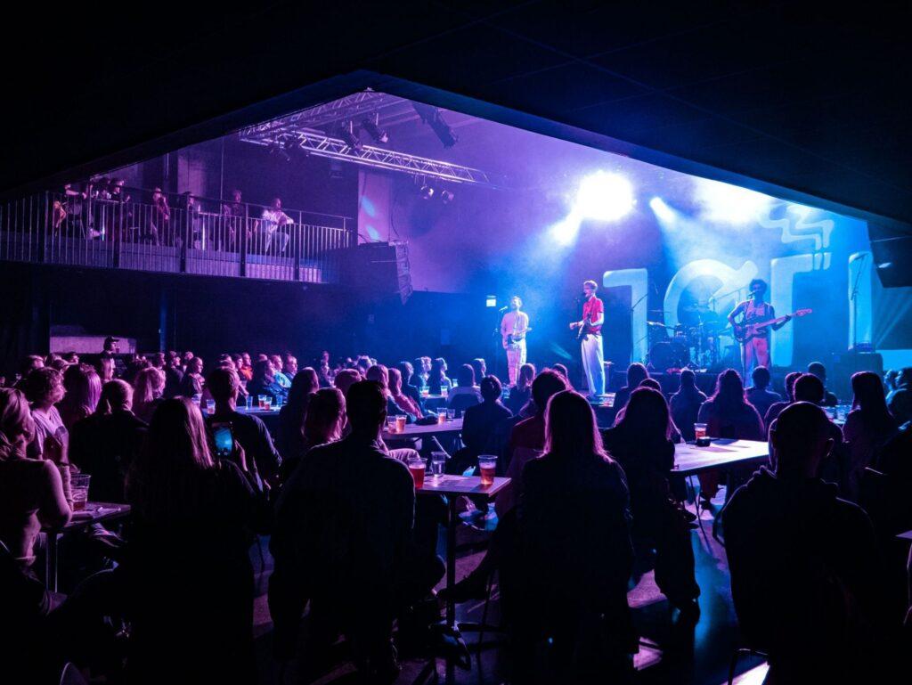 Vulkan Arena konsert